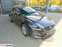 Mazda 6 2017 2.0 165 KM
