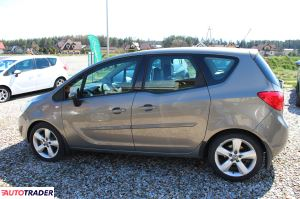 Opel Meriva 2010 1.4 120 KM