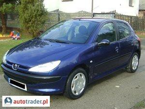 Peugeot 206 1.1 2000 r. - zobacz ofertę