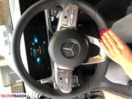 Mercedes CLA 2020 1.3 136 KM