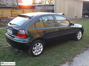 Rover 200 1999 1.6
