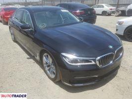 BMW 750 2016 4