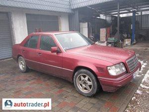 Mercedes 250 1993 r. - zobacz ofertę