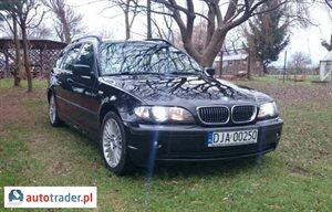 BMW 330, 2004r. - zobacz ofertę