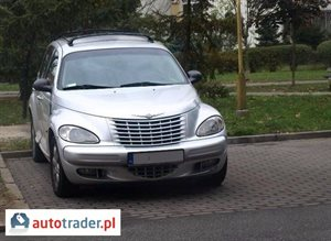 Chrysler PT Cruiser, 2002r. - zobacz ofertę