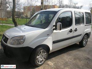 Fiat Doblo 1.3 2006 r. - zobacz ofertę