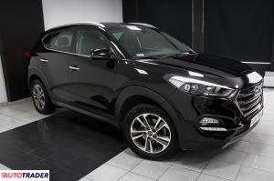 Hyundai Tucson 2016 1.6 132 KM