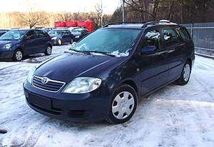 Toyota Corolla 1,4 D Terra kombi 1.4 2005 r. - zobacz ofertę