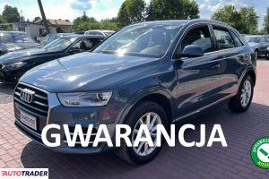 Audi Q3 - zobacz ofertę