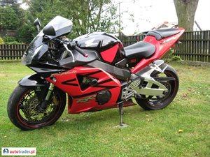 Honda CBR 954 2003 r.,   11 900 PLN