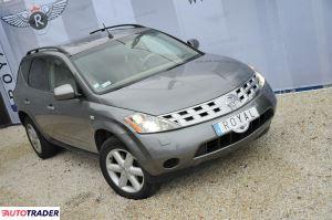 Nissan Murano - zobacz ofertę