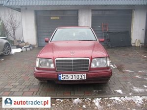 Mercedes 250 2.5 1994 r. - zobacz ofertę
