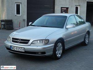 Opel Omega 2.5 2000 r. - zobacz ofertę