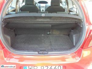 Toyota Yaris 2008 1 69 KM