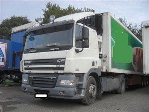 DAF CF85 2007 r.,    1 PLN