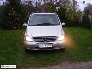 Mercedes Viano 2.1 2005 r. - zobacz ofertę