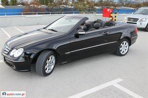 Mercedes CLK 1.8 2004 r. - zobacz ofertę