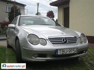 Mercedes 220 2.2 2001 r. - zobacz ofertę