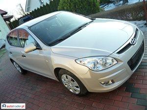 Hyundai i30 2009 1.6 90 KM