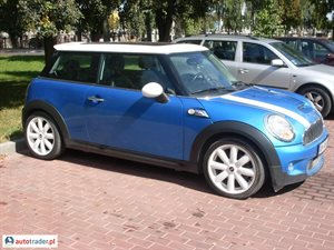 Mini Cooper 2006 1.6 170 KM