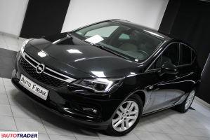 Opel Astra 2016 1.4 125 KM