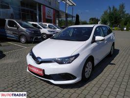 Toyota Auris 2018 1.6 132 KM