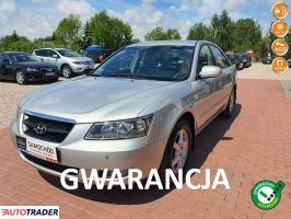 Hyundai Sonata - zobacz ofertę