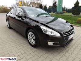 Peugeot 508 2011 1.6 120 KM