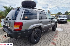 Jeep Grand Cherokee 2001 4.0 190 KM