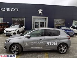 Peugeot 308 2018 1.2 110 KM