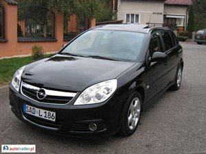 Opel Signum 1.9 2007 r.,   19 800 PLN