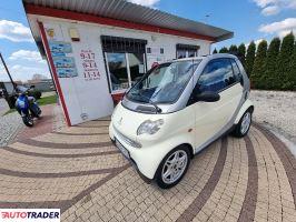 Smart ForTwo 2000 0.6 54 KM