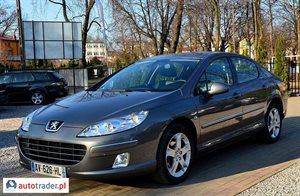 Peugeot 407 2.0 2010 r. - zobacz ofertę