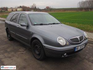 Lancia Lybra 2001 2.0 154 KM