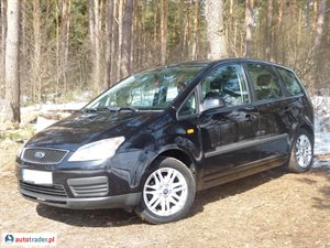 Ford Focus C-Max 1.6 2006 r. - zobacz ofertę
