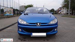 Peugeot 206 2.0 2001 r. - zobacz ofertę