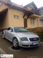 Audi TT 1.8 2001 r. - zobacz ofertę