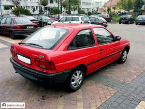 Ford Escort 1994 1.6 90 KM
