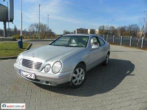 Mercedes CLK 2.0 1999 r. - zobacz ofertę