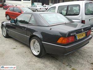 Mercedes 500 5.0 1992 r. - zobacz ofertę