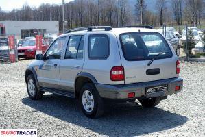 Kia Sportage 2001 2.0 118 KM