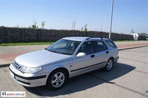 Saab 9-5 2.0 1999 r. - zobacz ofertę