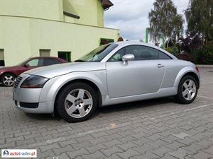 Audi TT 1999 1.8 180 KM