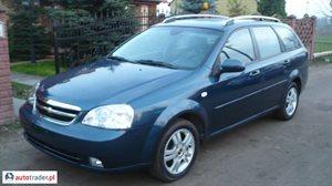 Chevrolet Nubira 2.0 2007 r. - zobacz ofertę