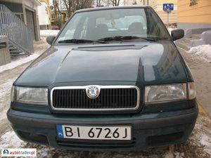 Skoda Felicia 1.3 1998 r. - zobacz ofertę