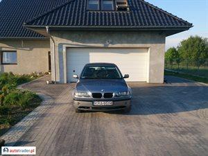 BMW 320 2.0 2003 r. - zobacz ofertę