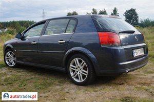 Opel Signum 1.9 2005 r.,   20 999 PLN