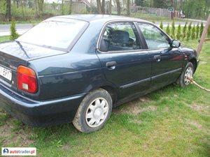 Suzuki Baleno 1.3 1996 r. - zobacz ofertę