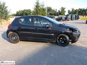 Peugeot 207 1.6 2010 r. - zobacz ofertę