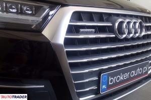 Audi Q7 2019 3.0 218 KM